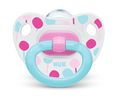 NUK Dudlík Classic HAPPY DAYS,SI,V2 (6-18m.) balon